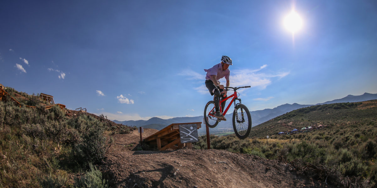 east basin/trailside bike park
