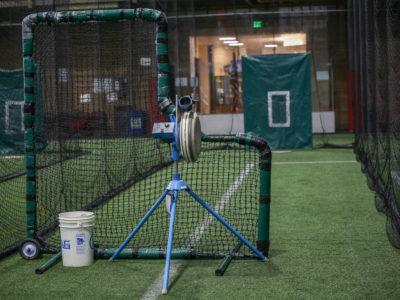 Fieldhouse Batting Cages