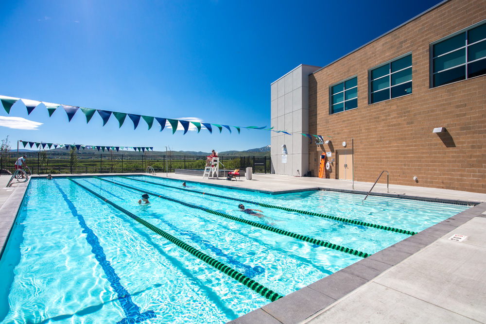 Swimming Pool at Fieldhouse