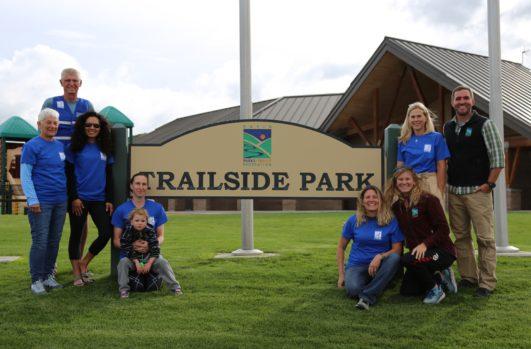 big thanks to our park ambassadors
