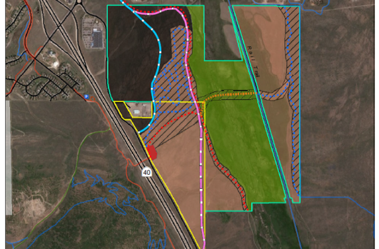 summit county secures 461-acres in lower silver creek drainage to expand recreational open space