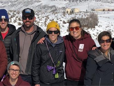 Staff Wellness Winter Hike